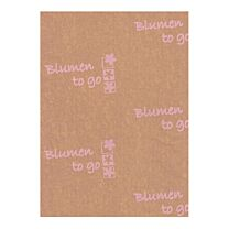 Blumenseide Blumen to go/Packpapier
